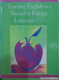 Image of Teaching English as a second or foreign language